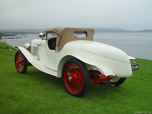 Hispano-Suiza T-26 Sport Roadster (1914)