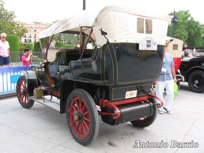 Hispano-Suiza 20-30 HP Doble Phaeton (1907)